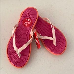 2/$30 Brand new Puma slipper